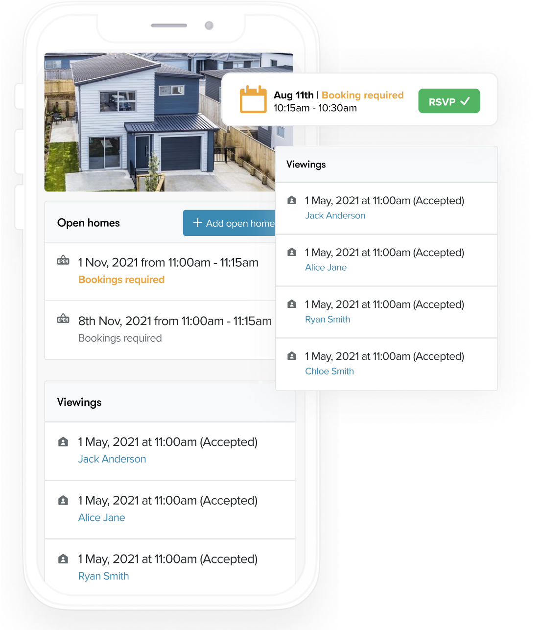 Find the right tenants right on myRent